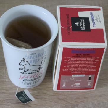 Test et avis : les thés de la route des comptoirs