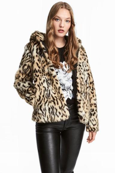 Vest h&m léopard