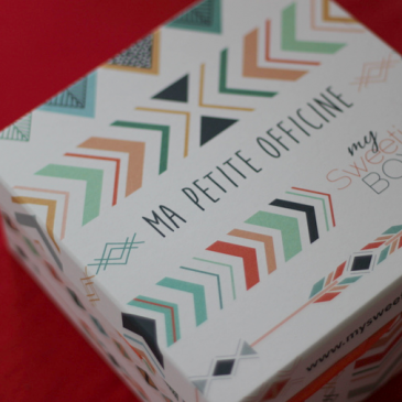 My Sweetie Box -la Box Novembre 2017 – Ma Petite Officine