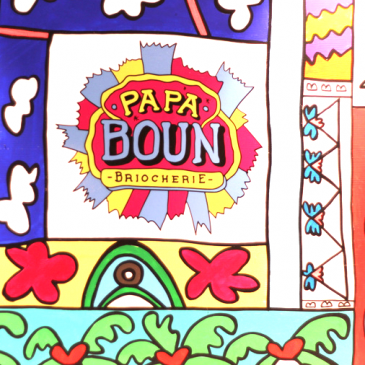 Paris City Guide – Papa boun briocherie