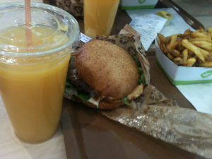 VF où la folie des burgers à la Nantaise