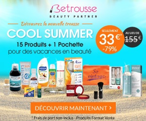 Be Trousse – Cool Summer