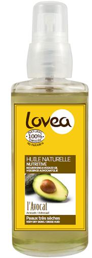 L'huile d'avocat Lovea