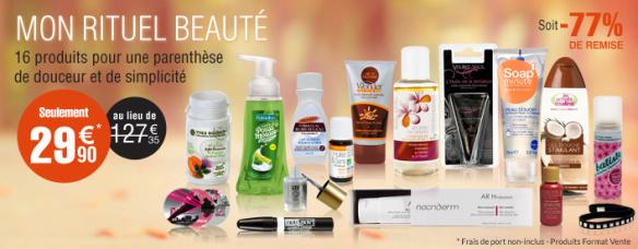 Be Trousse – Mon rituel de Beauté + bon plan et concours !