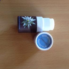 Le soin lèvres protecteur à l'edelweiss – Plante System + concours des deux ans