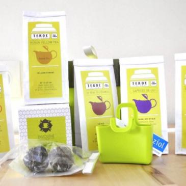 Tea Away – La Box Envouthé du mois d'Avril