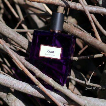 Le nouveau parfum Cuir de Molinard + concours