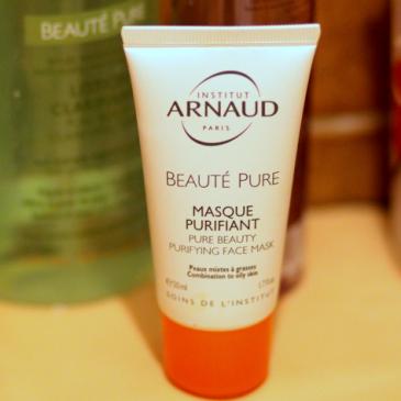 Les cosmétiques Institut Arnaud : la gamme peaux mixtes à grasses + concours