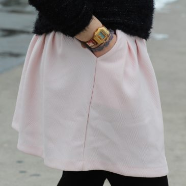 Look : la couleur rose quartz