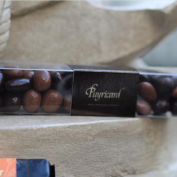 #concours + Idée Saint Valentin : une box composée de haute chocolaterie par chocolaterieonline