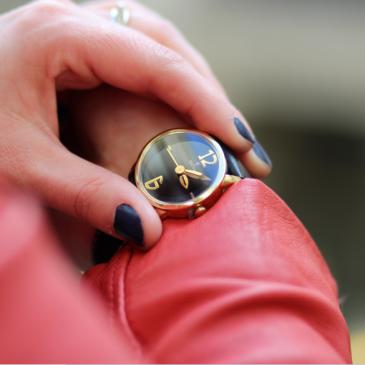 Confession d'une accro aux montres