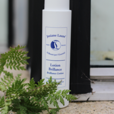 La lotion brillance par Josiane Laure