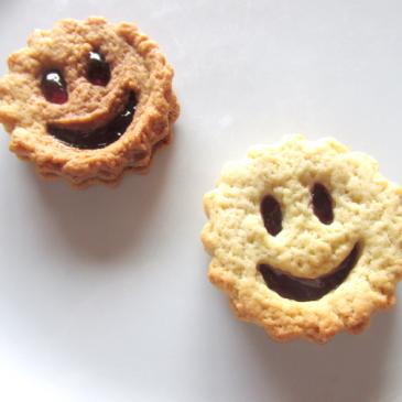 Kit biscuits fourrés framboise – Cookit bio