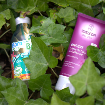 Match des gels douches bio – Weleda contre Born to Bio