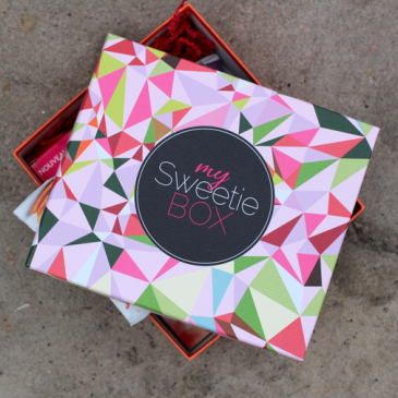 My Sweetie Box : Festivity – juin 2016