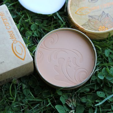 La box bio couleur caramel