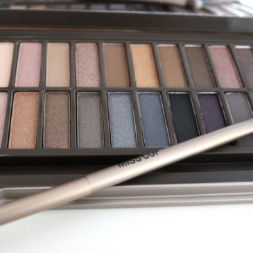La palette Colored de Miss Cop vendue en exclusivité chez Stokomani