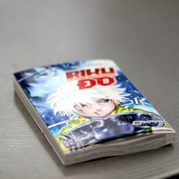 Riku-Do – La rage aux poings chez Kaze Editions