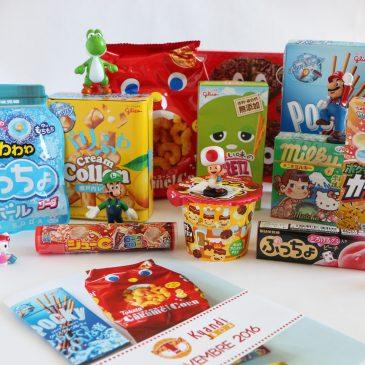 On fête nos 4 ans – concours Kyandi box