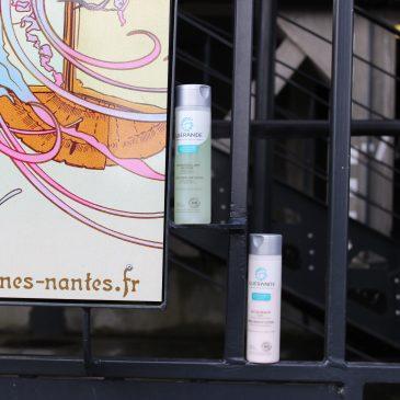 Les cosmétiques Guérande