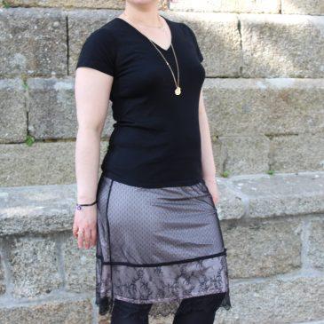 Look Finistérien : la jolie jupe Dita Von Teese