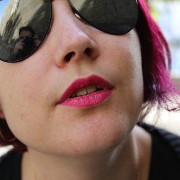Le rouge à lèvres No faux pas par Mac