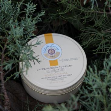 Le Baume Précieux Tonifiant Bois d'Orange par Roger et Gallet