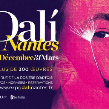 Dali au Pays des Merveilles – l'expo Nantaise