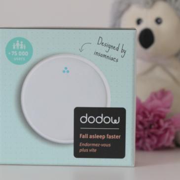 Notre avis sur Dodow la petite révolution du dodo !