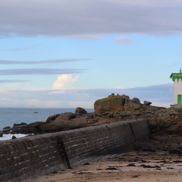 Découverte du Finistère #3 : La pointe de Trévignon en hiver