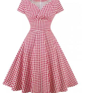 Sélection de robes vintage chez Zaful