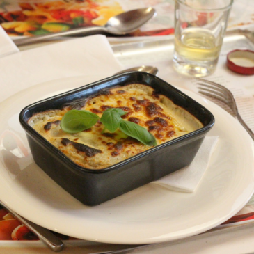 Les Pasta al Forno par Vapiano