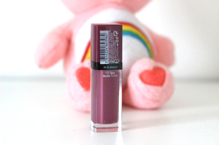 Rouge Edition Velvet Bourjois – La couleur in Mauve - Girls n ...
