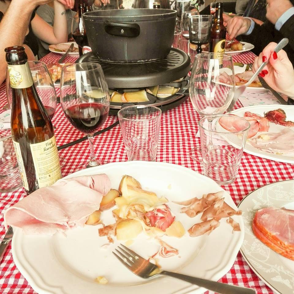 Raclette nantes potes lifestyle