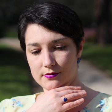 La nouveauté Kat Von D : le Everlasting Glimmer Veil en teinte Razzel