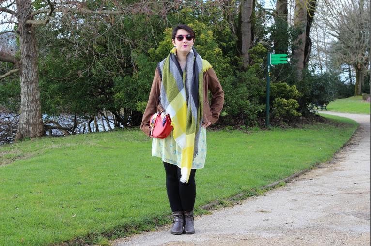 La petite robe jaune girls n 39 nantes blog mode beaut et lifestyle nantes - La blanche porte nouvelle collection ...