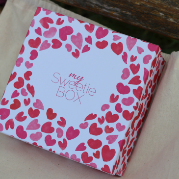 My Sweetie box – Dîner aux chandelles – Février 2018