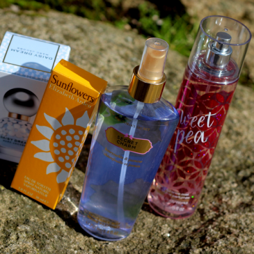 Des parfums frais et printaniers avec Notino