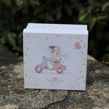 My Sweetie box – Spring Break – Mars 2018