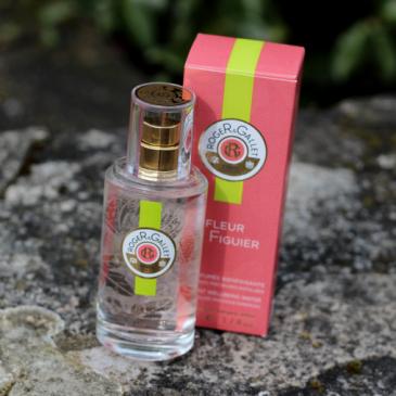 L'Eau Parfumée Bienfaisante Fleur de Figuier par Roger&Gallet