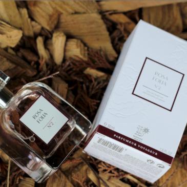 Eau de Parfum – Rosa Folia N°2 Par Dr Pierre Ricaud