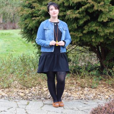 Look : le cas de la veste en jean