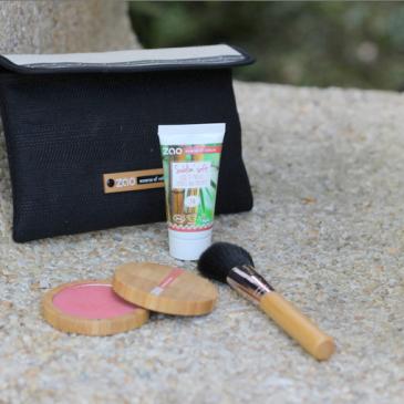 La Pochette Maquillage Teint Nude par Zao + concours