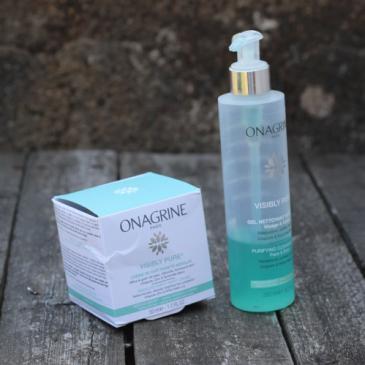 Les cosmétiques Onagrine : test et avis