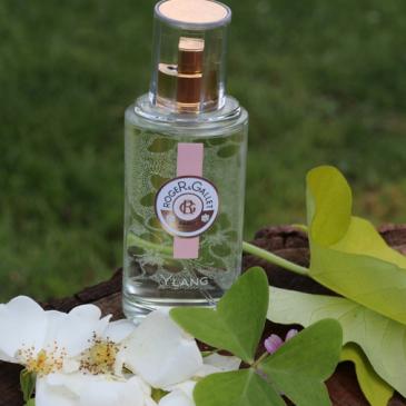 Eau Parfumée Bienfaisante Ylang par Roger et Gallet