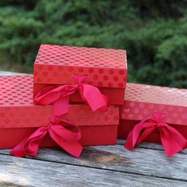 Le service paquet cadeau par Notino