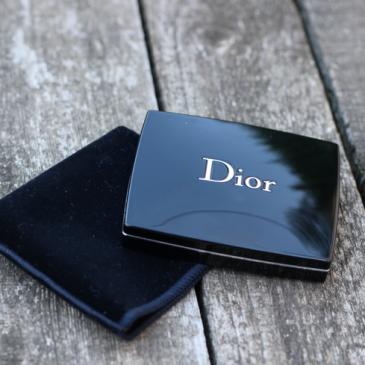 La palette 5 couleurs regard couture par Christian Dior chez Tendance Parfums