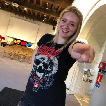 Interview de Shannon une Girl du Hellfest