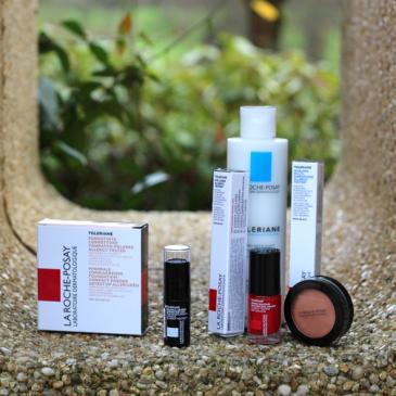 Le maquillage Toleriane de la Roche Posay – Test et avis