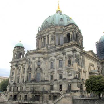 Voyager à Berlin avec des enfants – les modalités pratiques